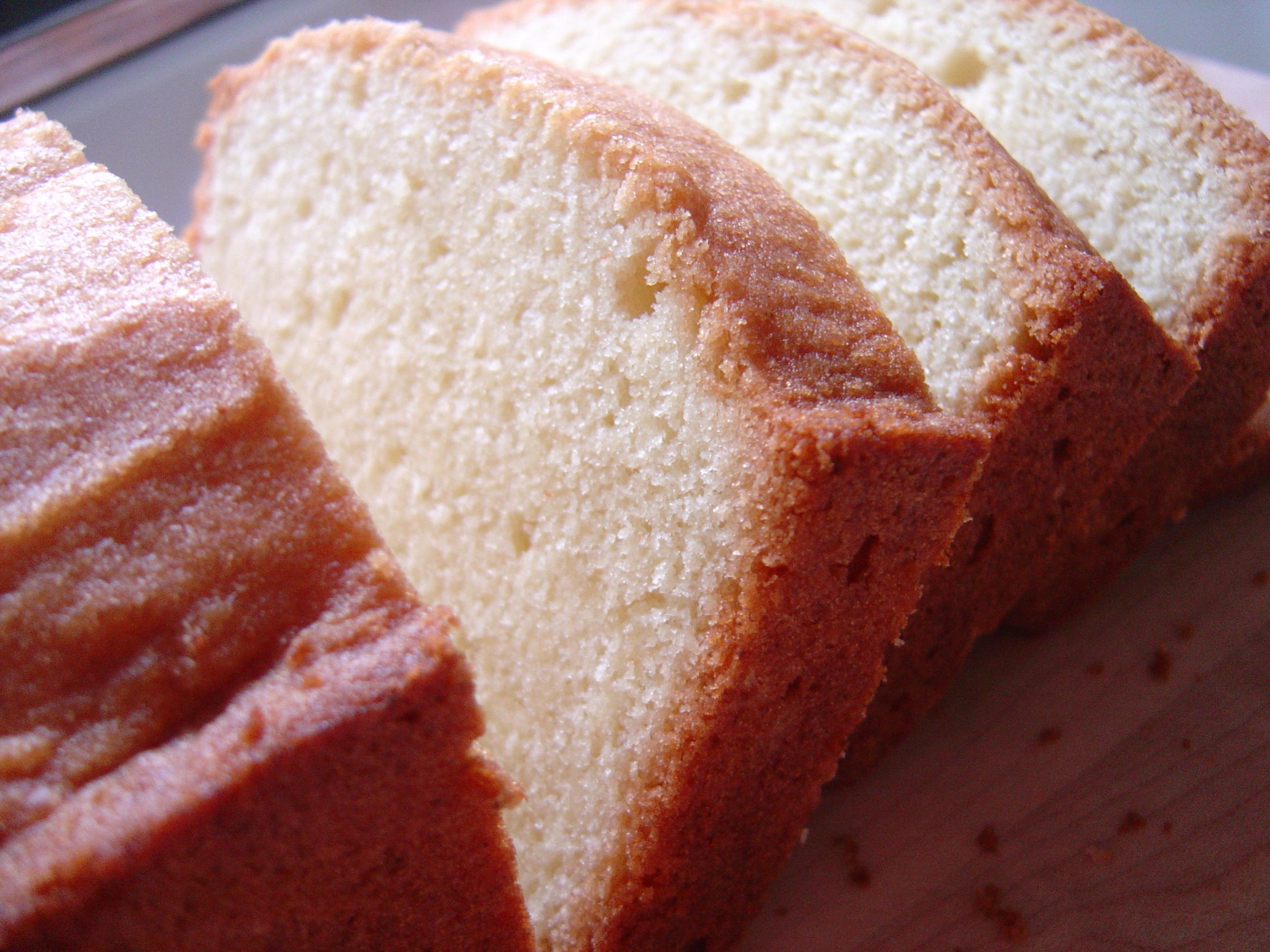 Perfection Poundcake