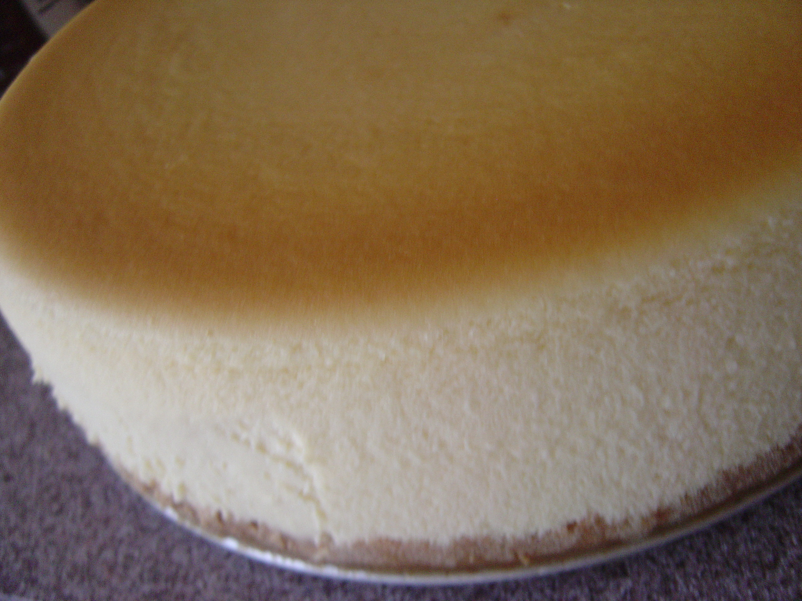 Tall and Creamy Cheesecake |