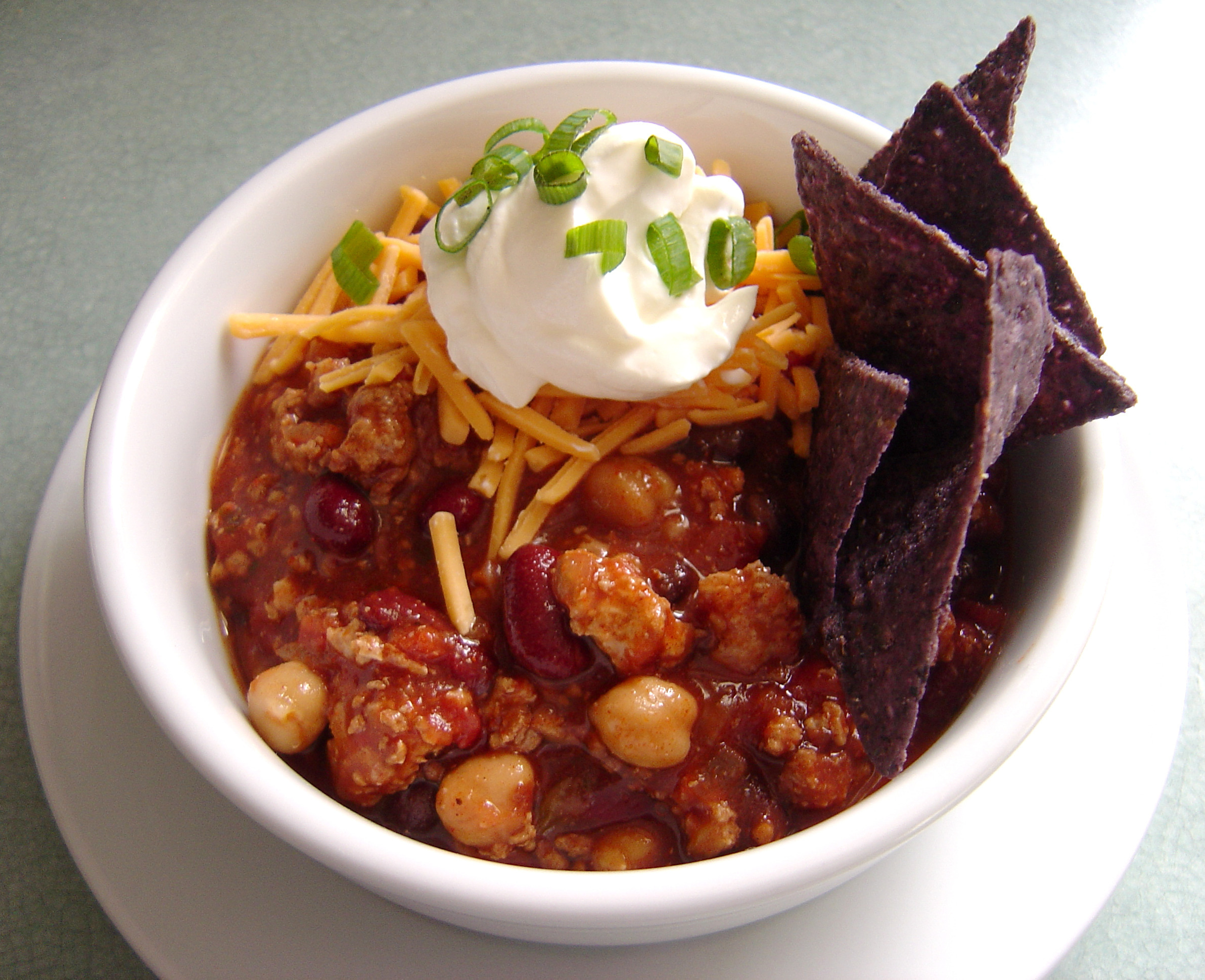 bean turkey chili crock pot three bean turkey crock pot three bean ...