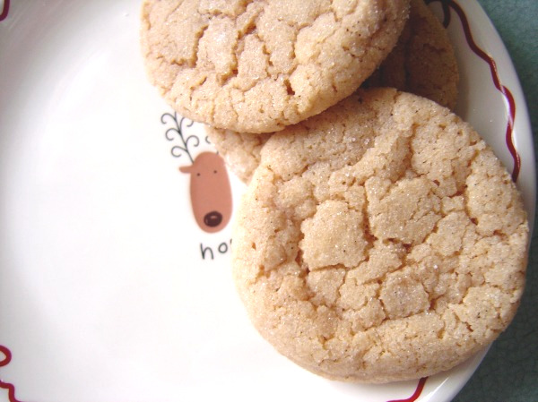 Maple Snickerdoodles - Smells Like Home
