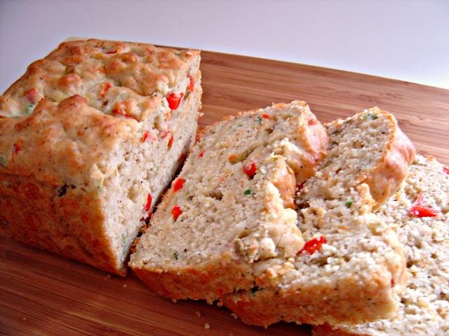 Chile-Cheese Bread